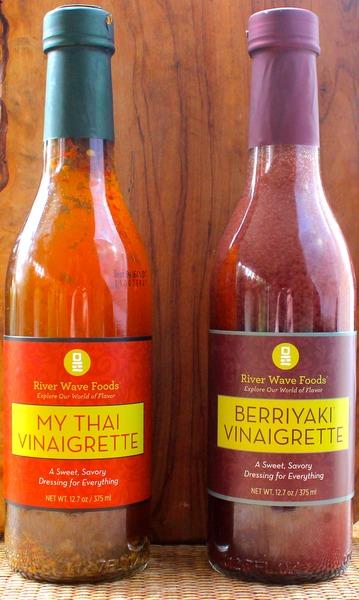 Combo #5 Vinaigrette bundle of 2 bottles of each variety of vinaigrette