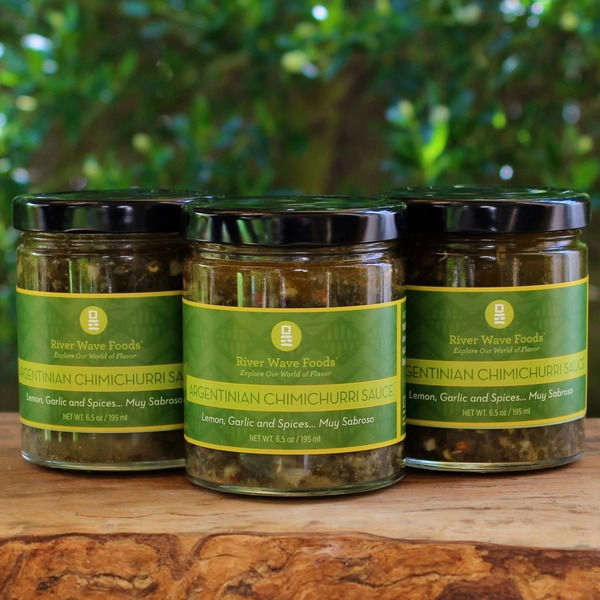 Combo # 4 A Taste of Argentinean a Bundle of 3 Jars of Argentinean Chimichurri Sauce